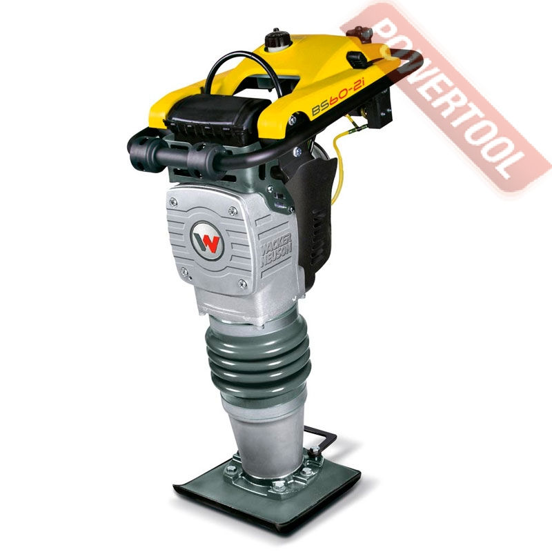 Вибротрамбовка бензиновая WACKER NEUSON BS 60-2i Plus фото 7